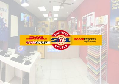 3 @ 1 Business Centre