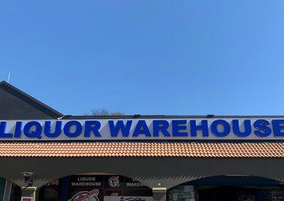 liquor warehouse